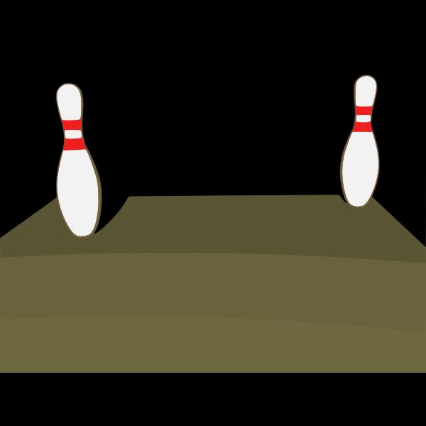 Bowling 4-10 Split