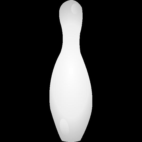 bowling pin shadows