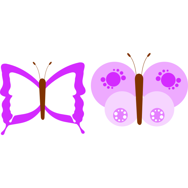 Buttefly, Papallona, Papillon