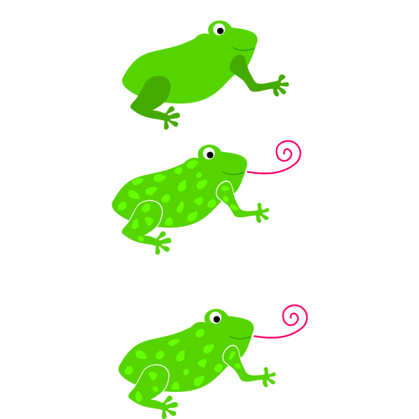 frog, granota, grenouille