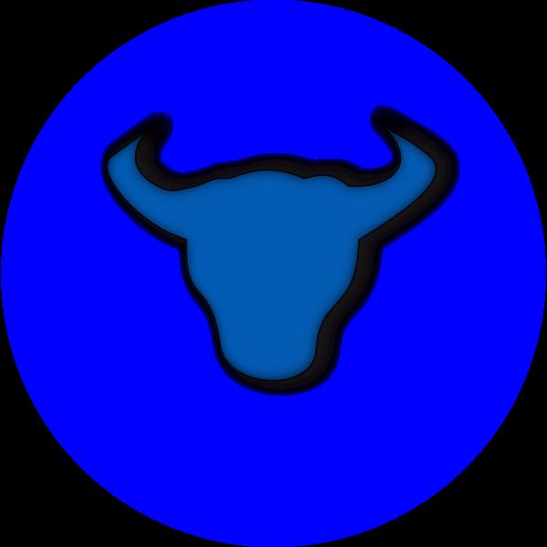 Bullish vector icon