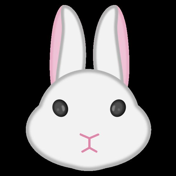 Bunny's head image