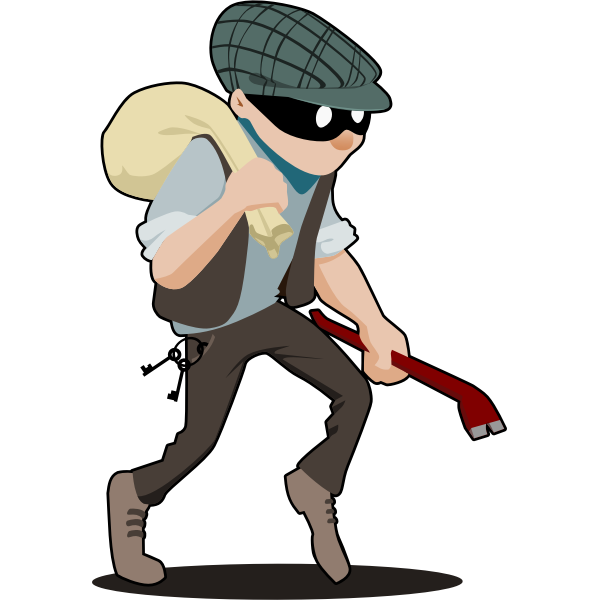 Burglar image