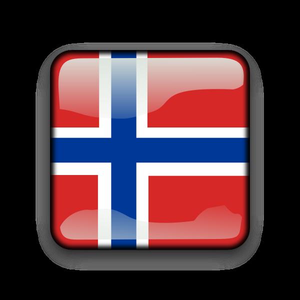 Bouvet Island flag vector