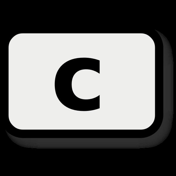 c key