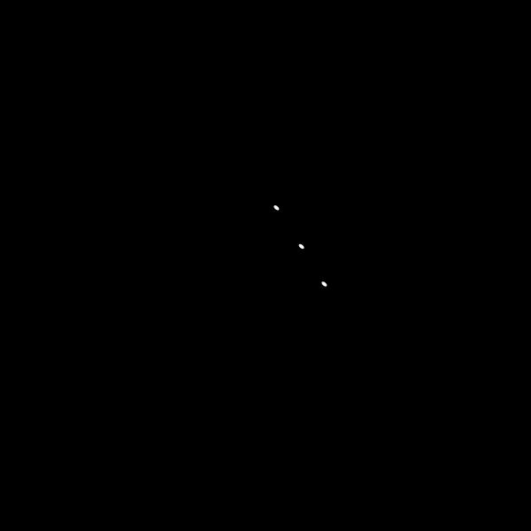 Cannon balls vector image