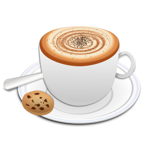 Cappuchino vector graphics