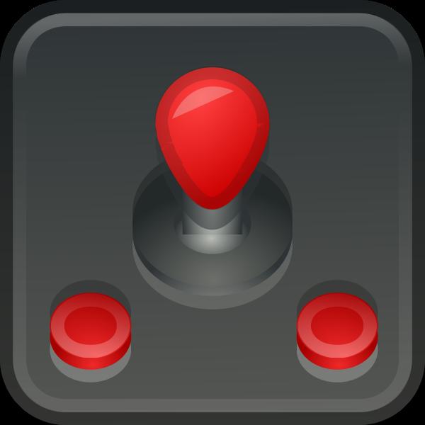 Image of a joystick