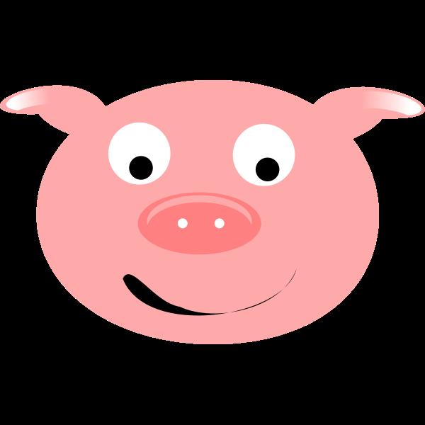 Piggy's head