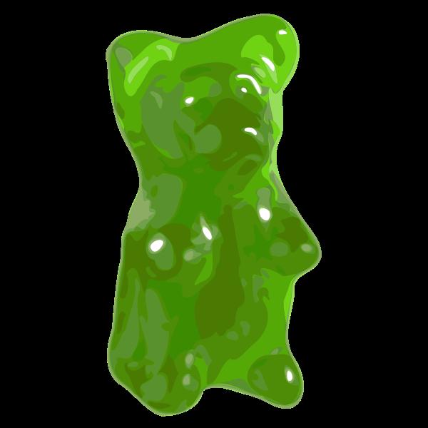 Halloween Candy Gummy