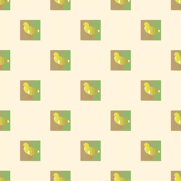 chick seamless pattern