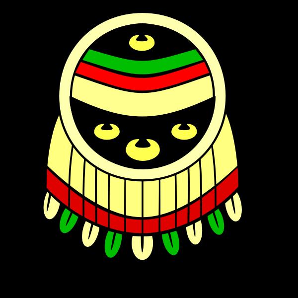 Aztec shield image