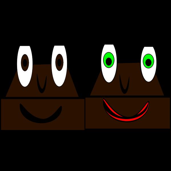 mr and mrs chocolate