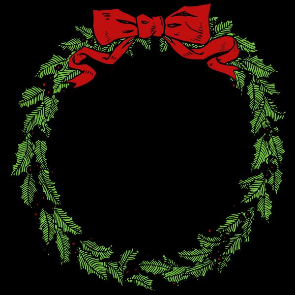 Christmas wreath-1575030044