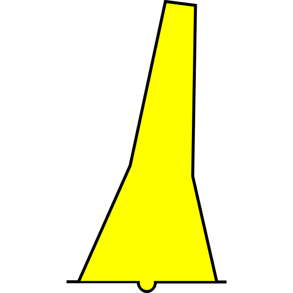 buoy yellow
