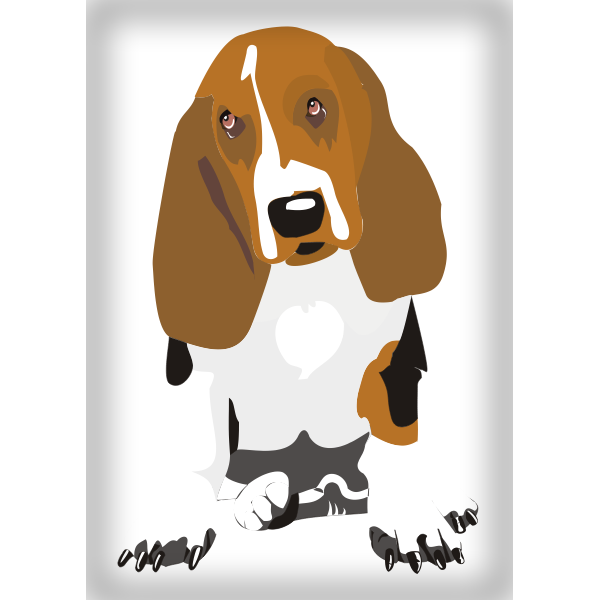 Dog with JavaScript for scaling