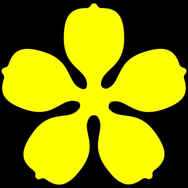 Floral shape