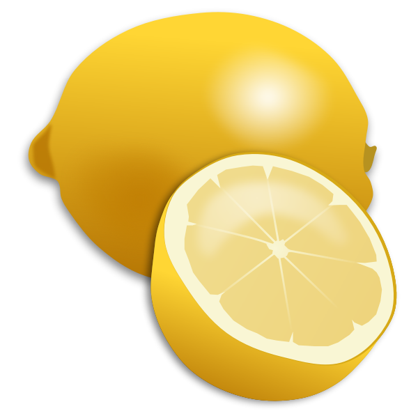Lemon and a half