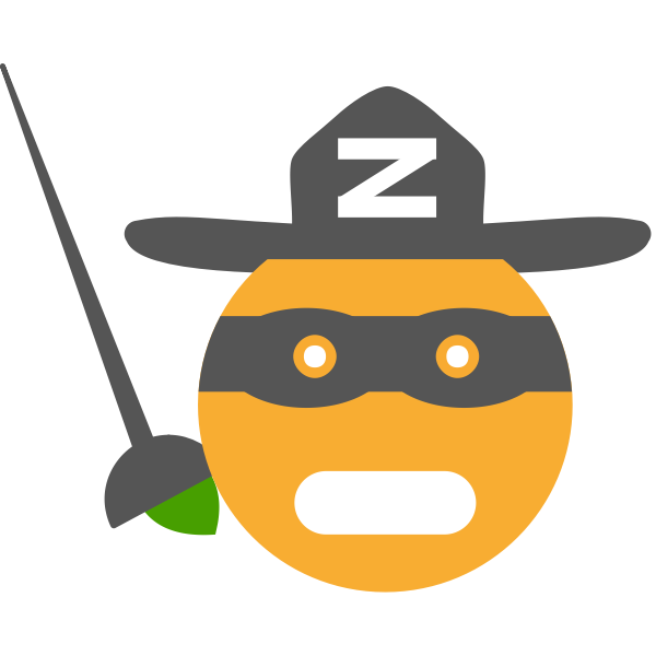Zorro smiley