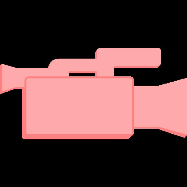 VCR camera icon vector image