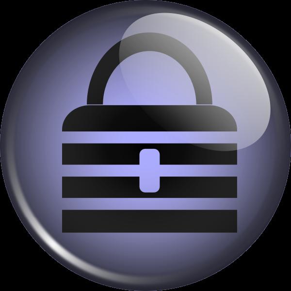 Keepass dock icon