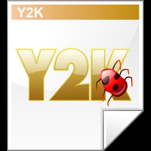 Y2K bug file