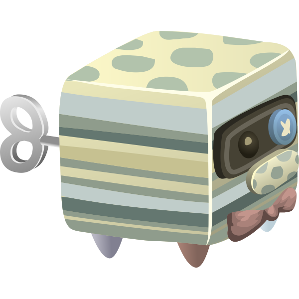 Cubic toy