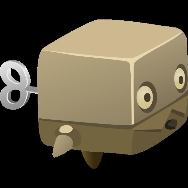 Robotic cube