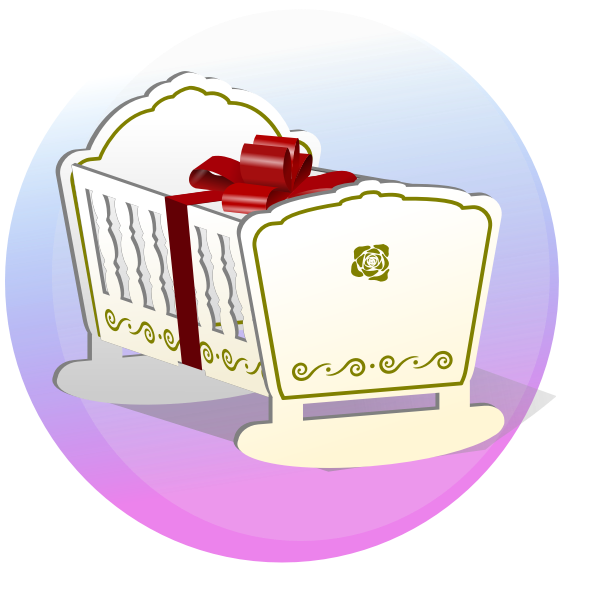 Cradle gift