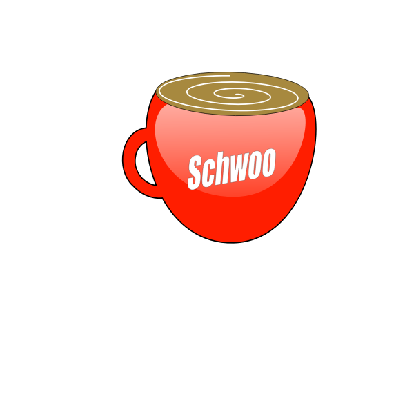Cup of coffee vector icon