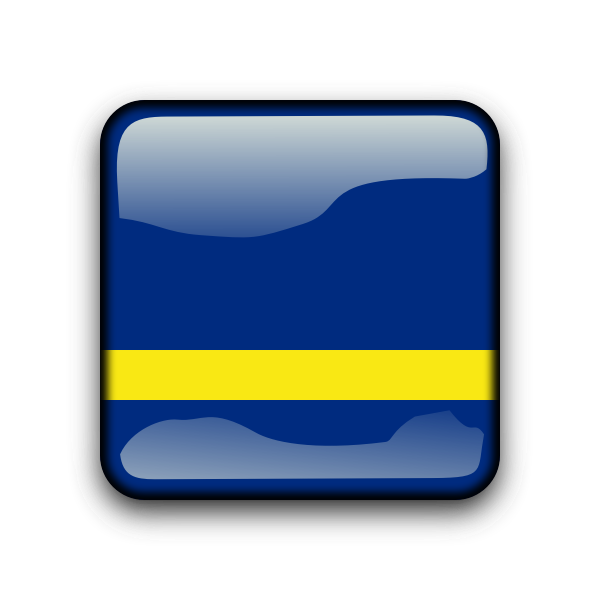 Curacao vector button