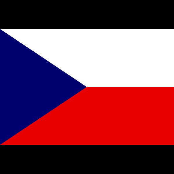 Flag of Czechia