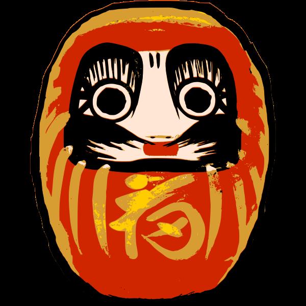 Daruma Doll