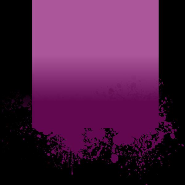 dbb purple ink background