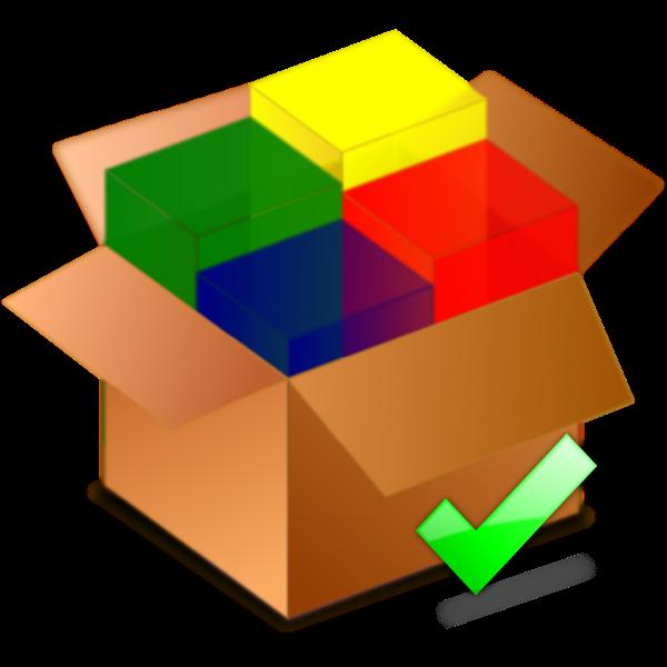 Deliverable icon - ok sign