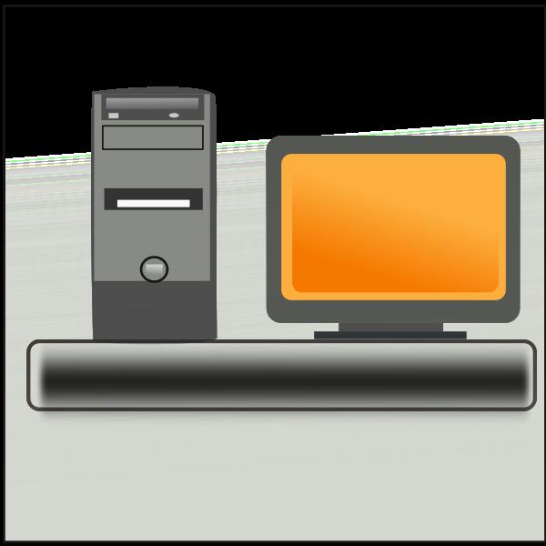 Netalloy desktop vector image