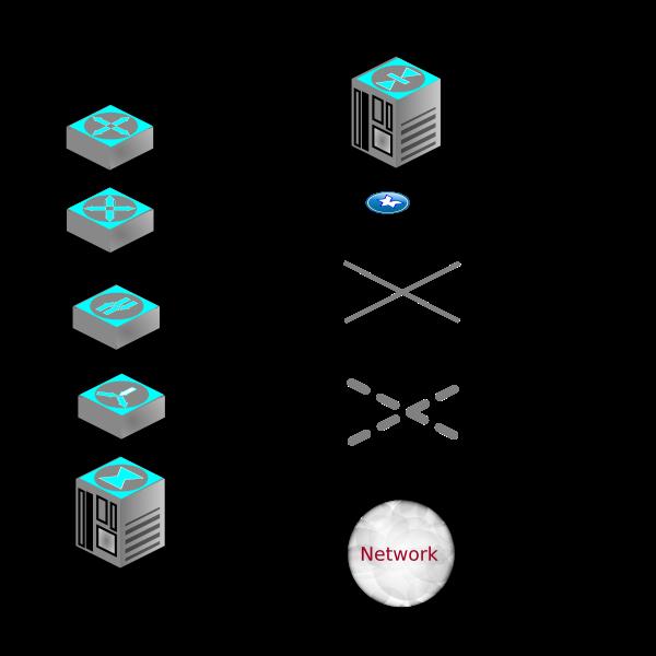 dexMilano dex infastructure outlines