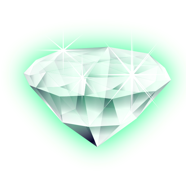Green diamond-1632070407