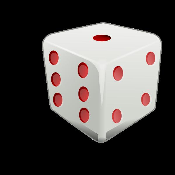 Glossy dice