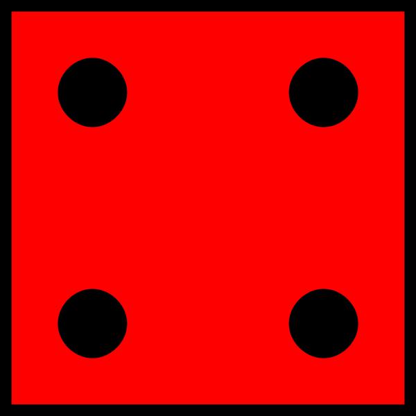 Cube side