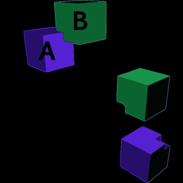 Different cubes