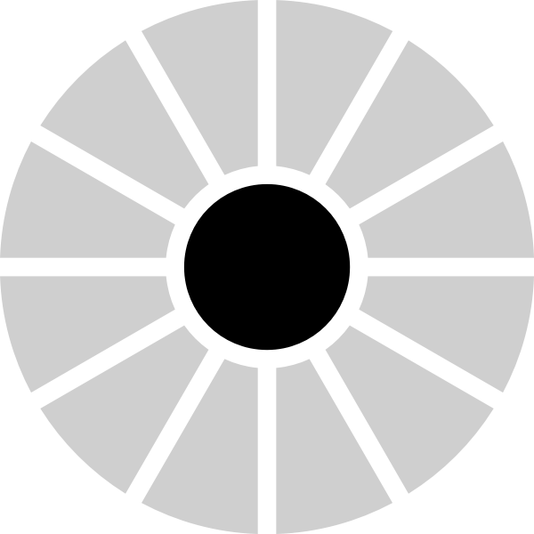 Digital dice vector graphics