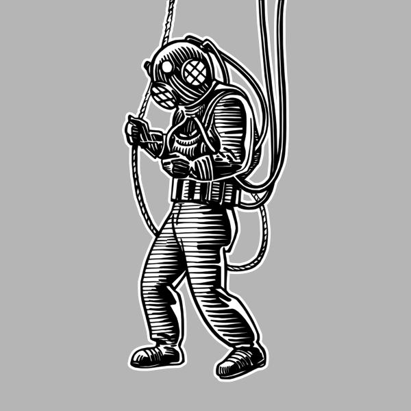 Diver's symbol