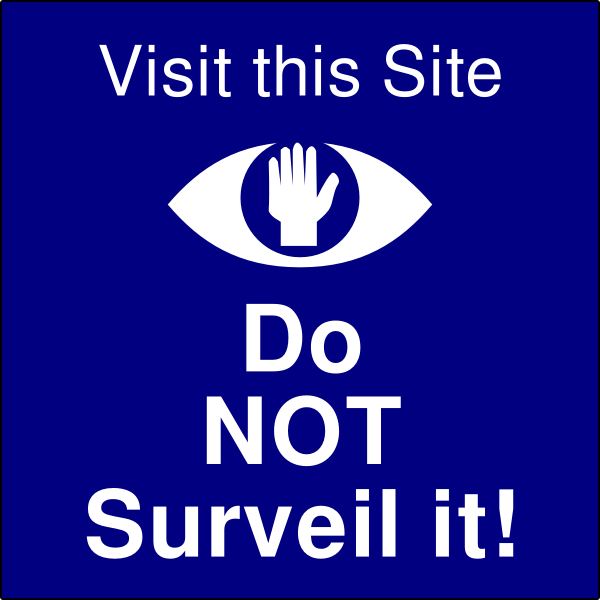 do not surveil