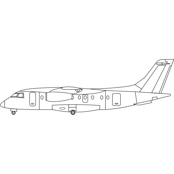 Jet profile vector