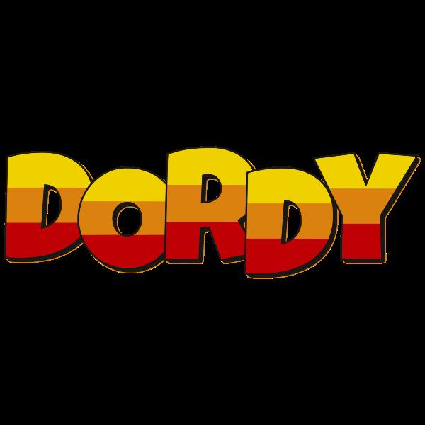 Dordy text (#6)