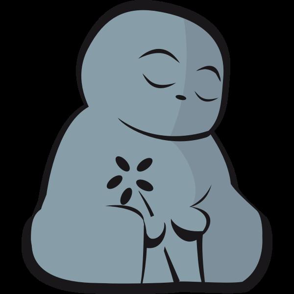 Japanese god animation