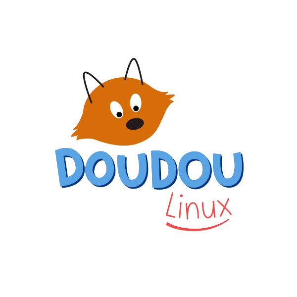 DOUDOU linux logo v2