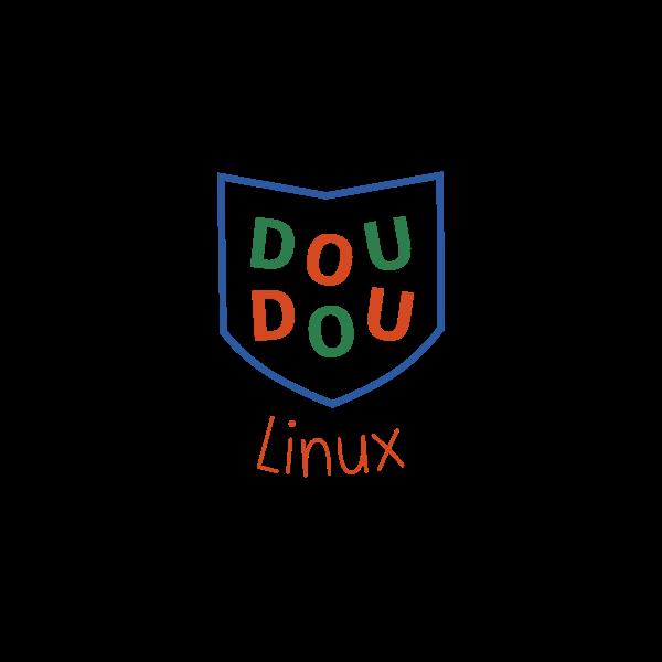 DOUDOU linux logo v3
