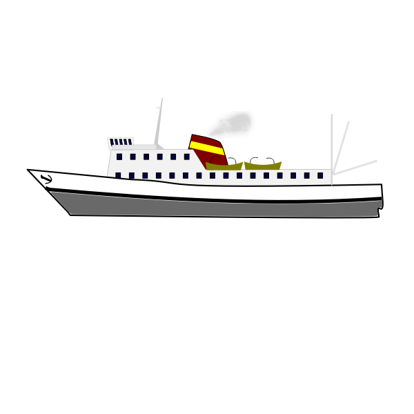 boat drawing 10